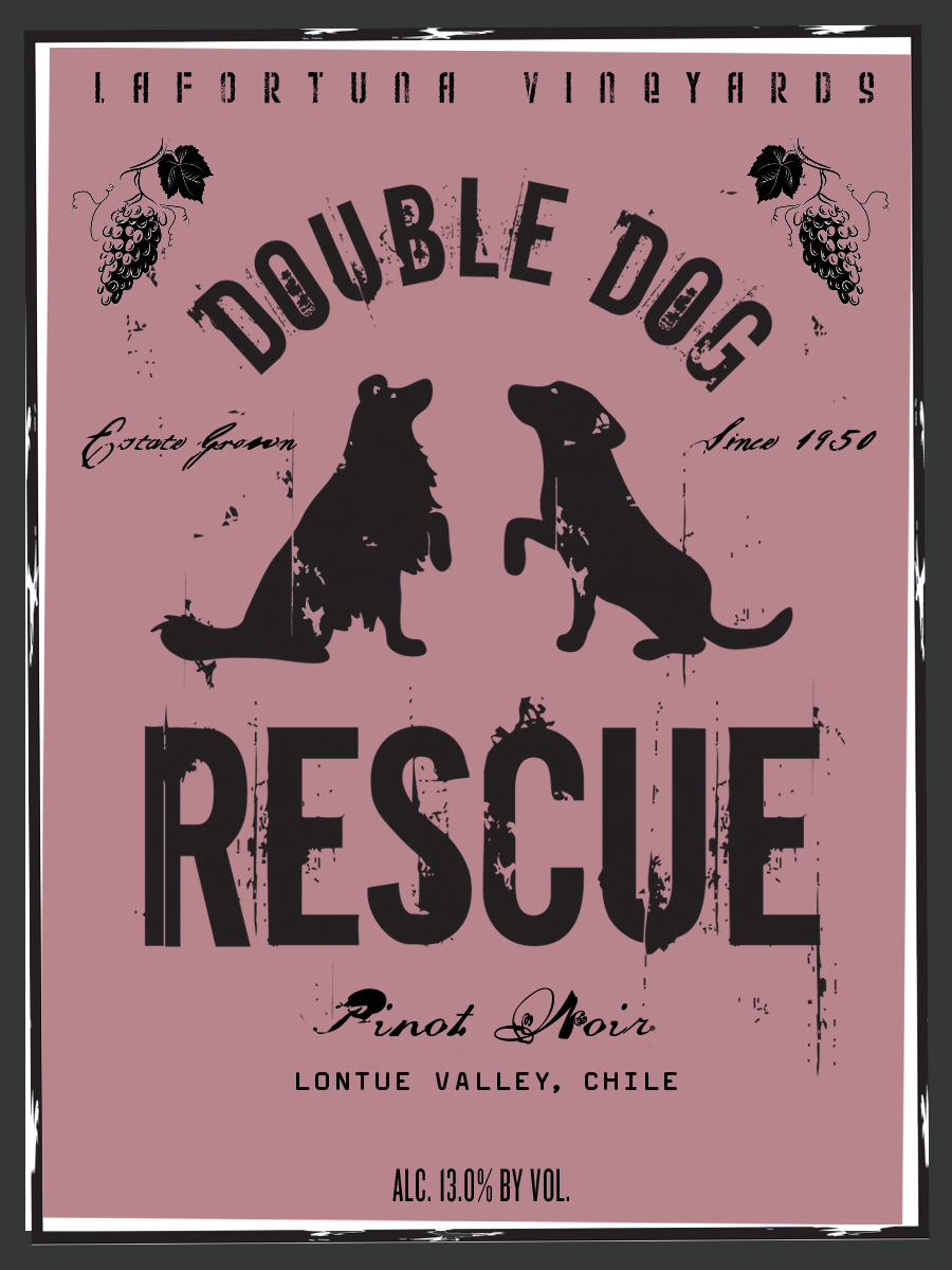 Double Dog Rescue_Pinot Noir